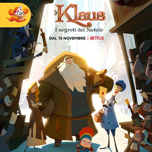 Klaus: come creare un'atmosfera realistica