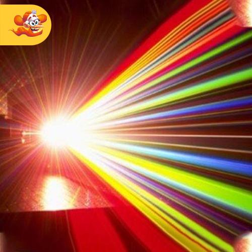 Come vedi il colore? – Teoria del colore e fisica della luce.