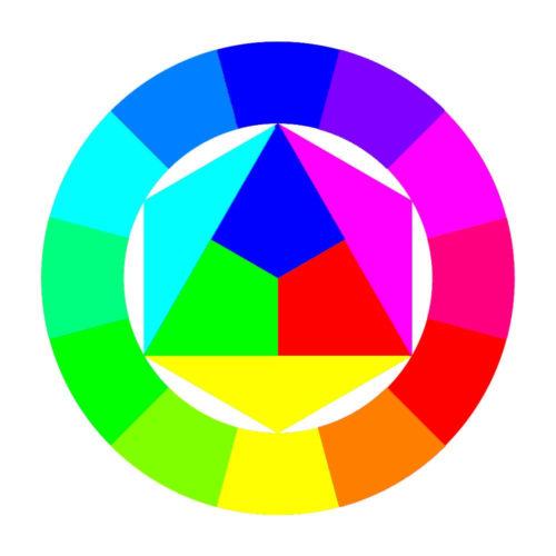colori primari rgb