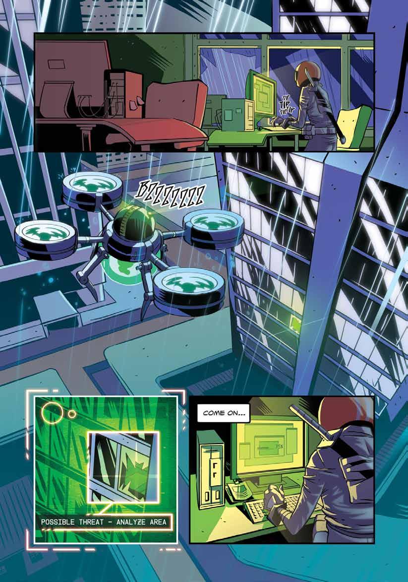 Comic. Colore di Andrea Dotta