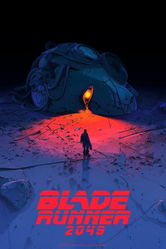 blade runner colorazione digitale
