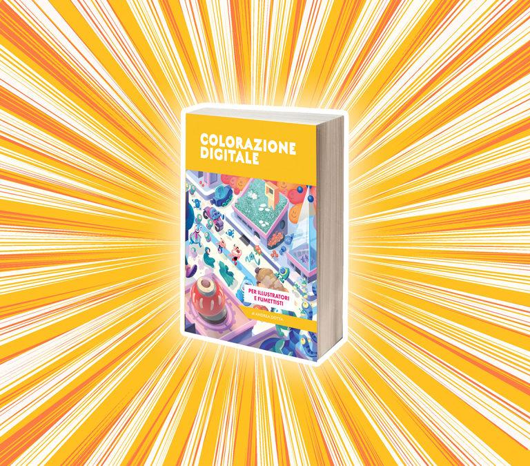 5 libri sul Colore per Fumettisti, Concept Artist e Illustratori