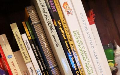 Imparare a Disegnare: i migliori libri di disegno per diventare imbattibile in ogni ambito artistico!